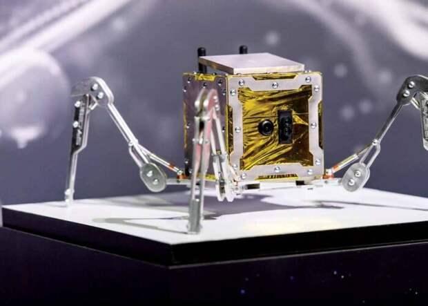 Вот так Украина будет участвовать в британской миссии на Луну