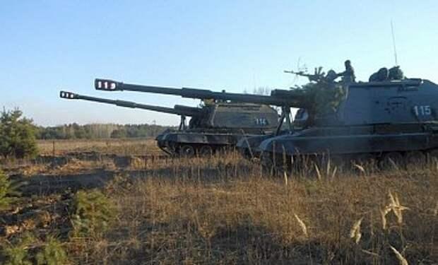Силы АТО уничтожили 225 боевиков, три танка, два Града и Смерч