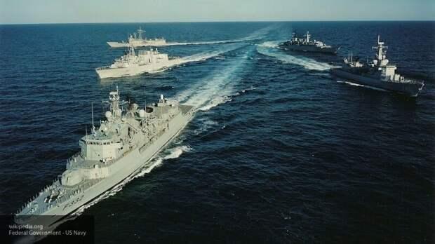 Провокации Украины вынудили Россию закрыть часть Черного моря для НАТО