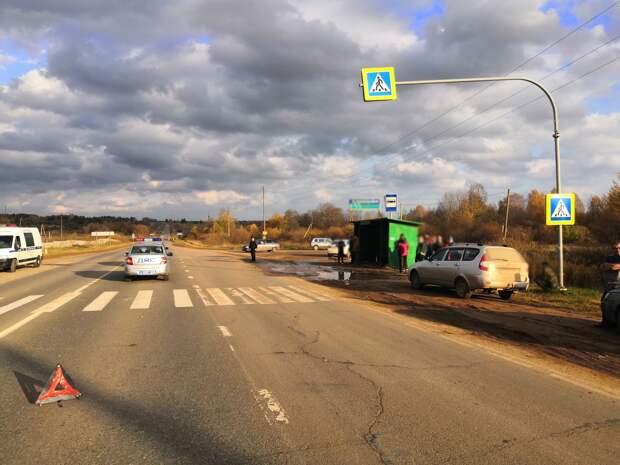 В Удмуртии выросло количество ДТП с участием пешеходов