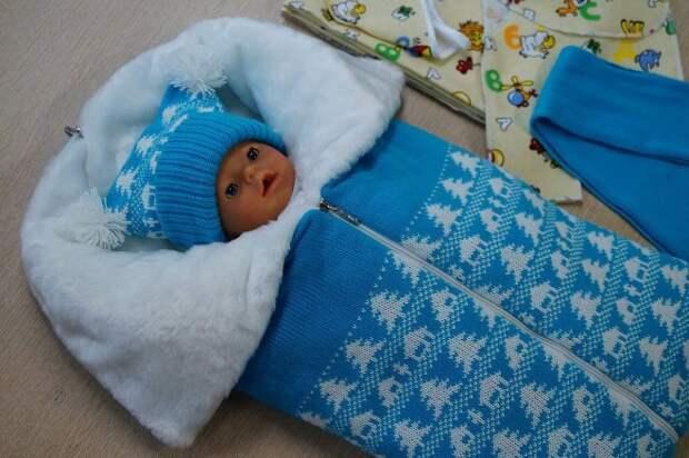 Выкройка распашонки для новорожденного