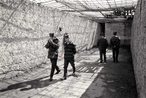 Зона особого режима.  Ангарск, 1988 год.