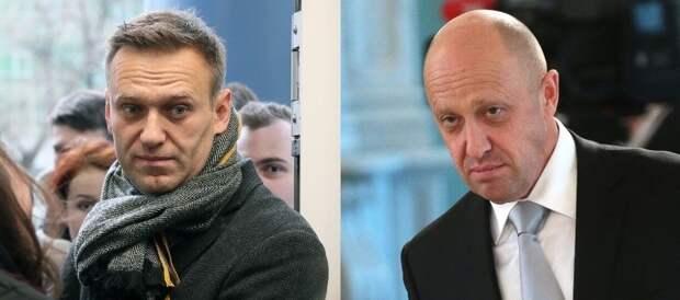 Пригожин прокомментировал свои «близкие» отношения с Навальным