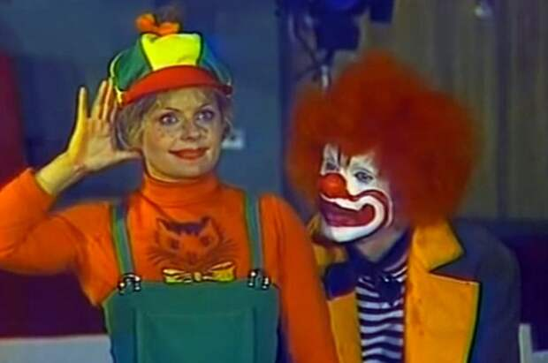 Жизнь и смерть под куполом цирка: трагическая история клоунессы Ириски