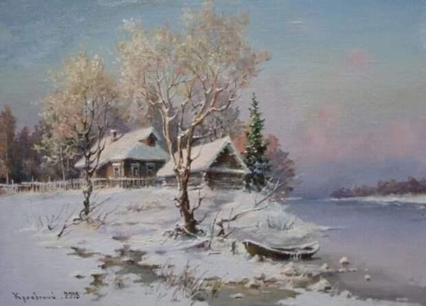 художник Владимир Краевский картины – 37