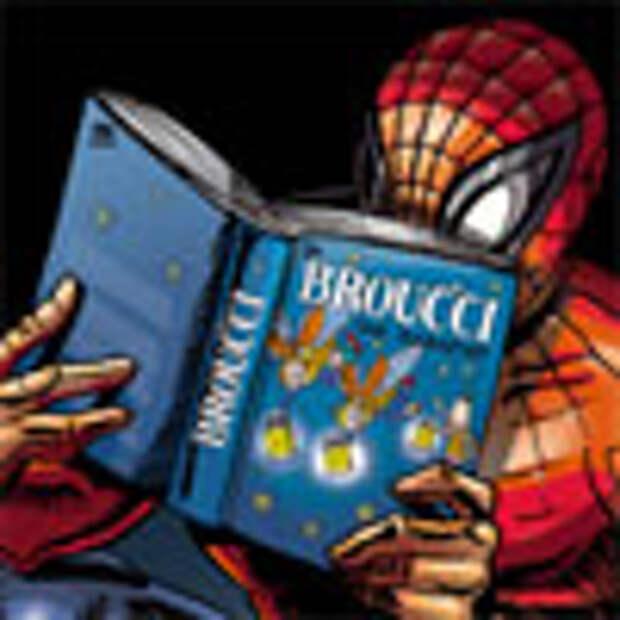 Человек-паук стал супергероем благодаря книгам!
