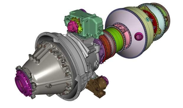 """Двигатель ТВ7-117СТ-01 оптимизируется с применением технологии """"Цифровой двойник"""""""