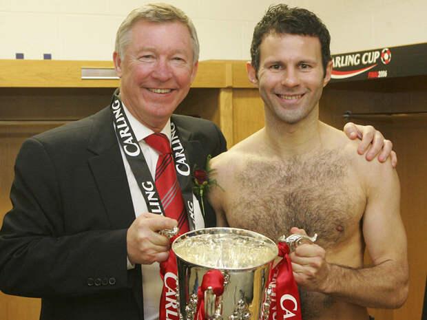 058 Алекс Фергюсон: Самый титулованный тренер Манчестер Юнайтед