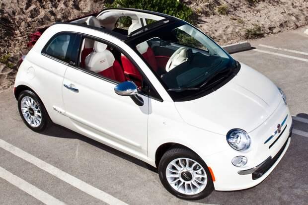 Новые модели Fiat 500, 500X и 500L получили улучшенные версии Hey Google