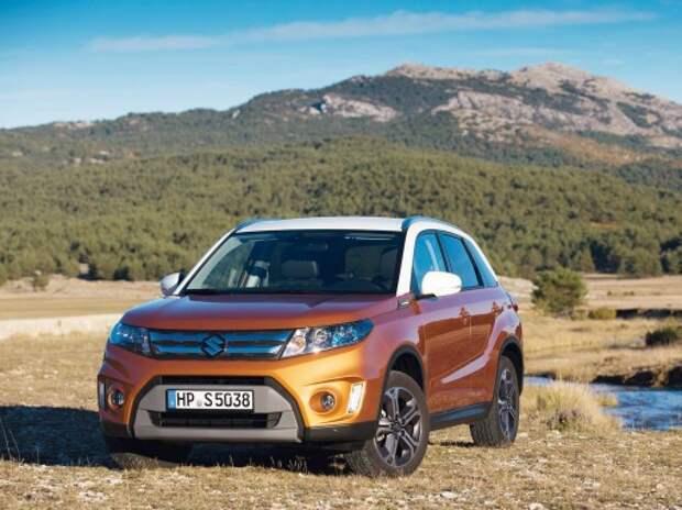 Стартовали продажи Suzuki Vitara на европейском рынке