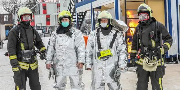 В теории и на практике: спасатели получили два учебных модуля