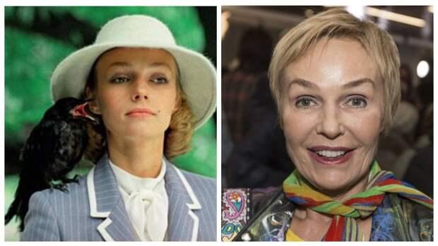Как изменились со временем 12 советских актрис