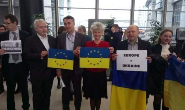Европарламент устроил показательную порку «европейской нации»