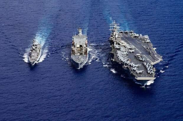 Лавров: США не объясняют присутствие своих кораблей в Черном море
