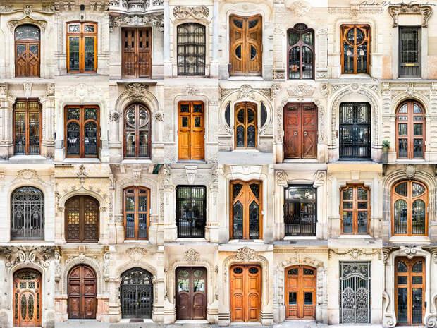 Двери и окна: 11 необычайных фото со всего мира от португальца