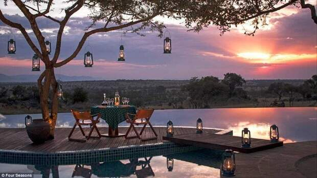 11 красивейших бассейнов-инфинити, которые ждут отдыхающих на  лучших курортах мира