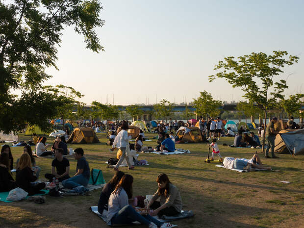 Небо и земля: как живут люди в Северной и Южной Корее