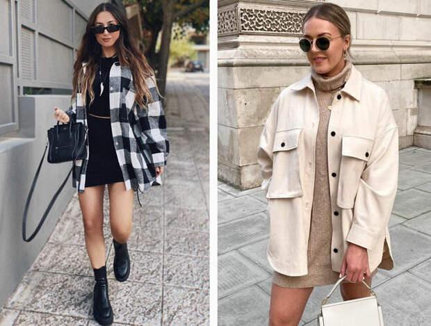 Абсолютный тренд сезона 2021: С чем носить модную рубашку