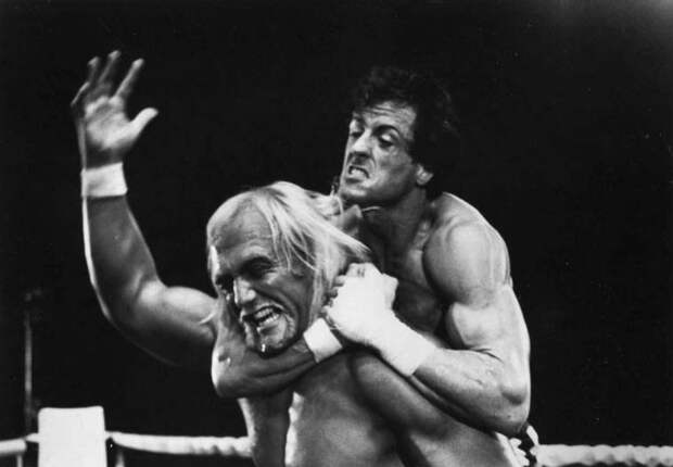 1. Рокки 3 (1982 год) кино, фильм, халк хоган