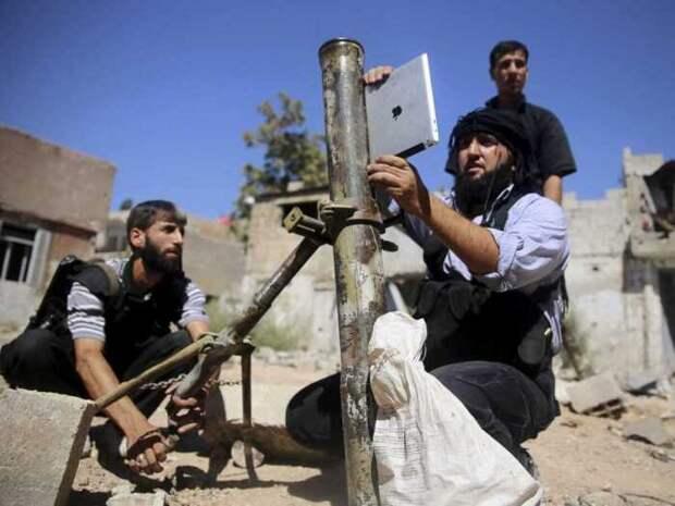 Протурецкие джихадисты по ошибке атаковали российских военных в Сирии