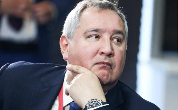 Рогозин пообещал создать транспортную систему до Луны