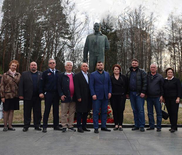 Глава ДНР принял участие в торжествах в честь донецкого космонавта в России (ФОТО)
