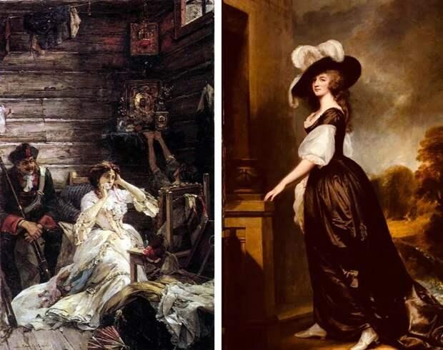 Как Мария Гамильтон украла драгоценности у супруги Петра Первого