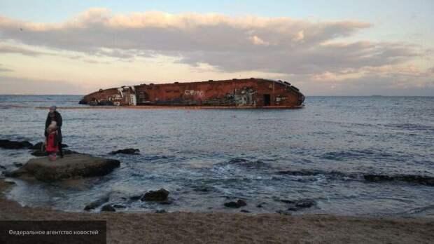 Одесситам могут закрыть выход к морю