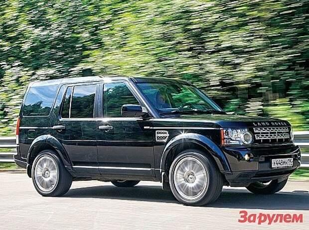 Land Rover Discovery глазами владельца