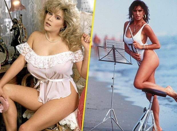 Sabrina Salerno & Samantha Fox