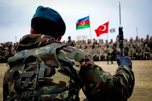 Элитный турецкий спецназ готовится к отправке в Азербайджан
