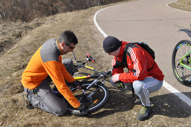 Открываем велосезон с аксессуарами BERKUT!