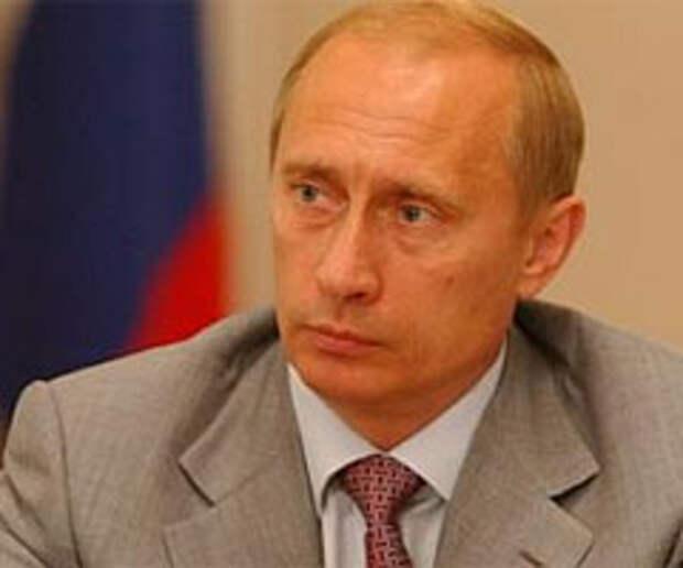 ИМИДЖЕВЫЕ ПОРТРЕТЫ РОССИЙСКОЙ ВЛАСТИ. Владимир Путин