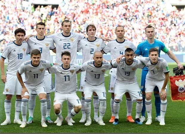 Внимание! Обращение футболистов сборной РФ к болельщикам