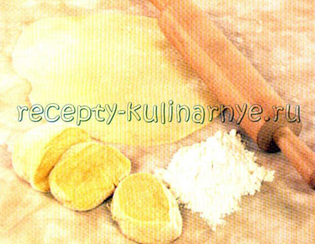 Рецепт - Хворост - фото 1