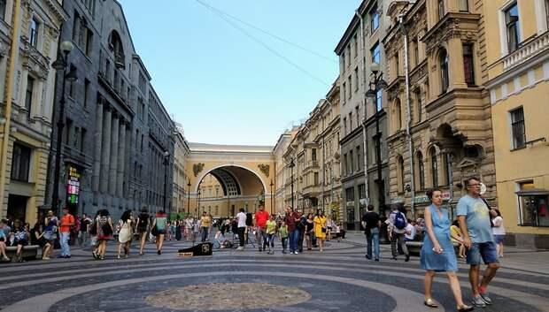 Подольчане в пятницу узнают новые факты из истории северной столицы России