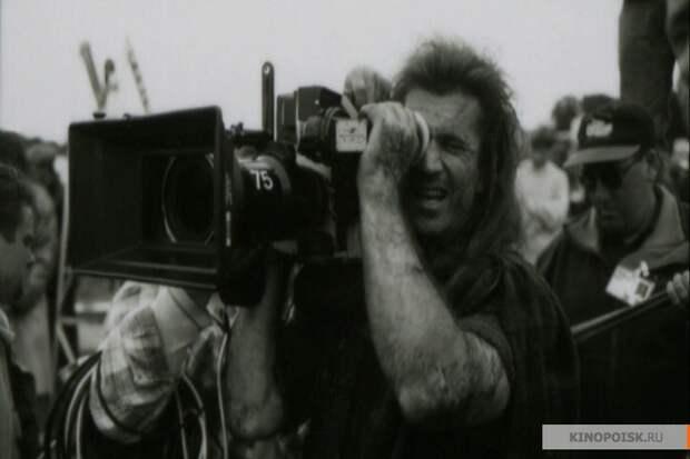 """Фотографии со съемок фильма """"Храброе сердце""""."""