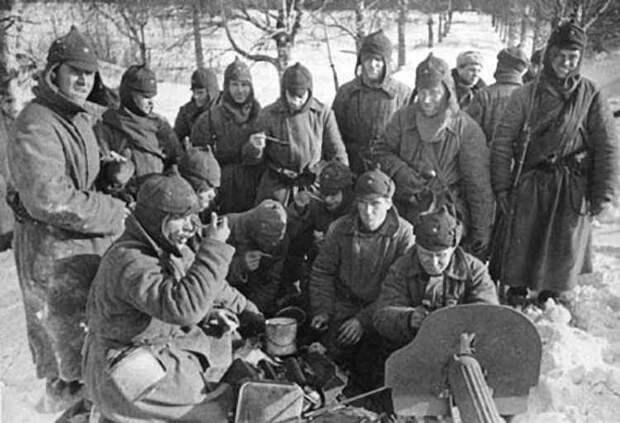 """""""Советско-финская война"""". И.Пыхалов."""