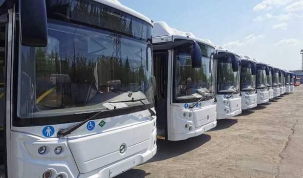 20 новых автобусов выйдут намаршрут А-40 вНижнем Новгороде