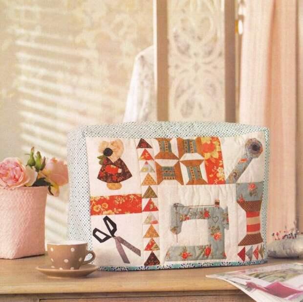 Чехлы для швейных машин *подборка идей