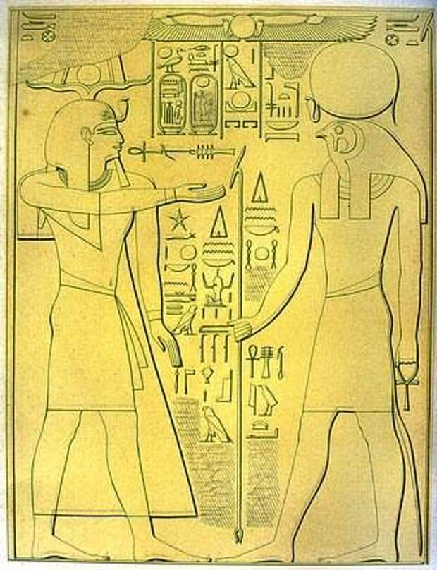 Супероружие на службе фараона