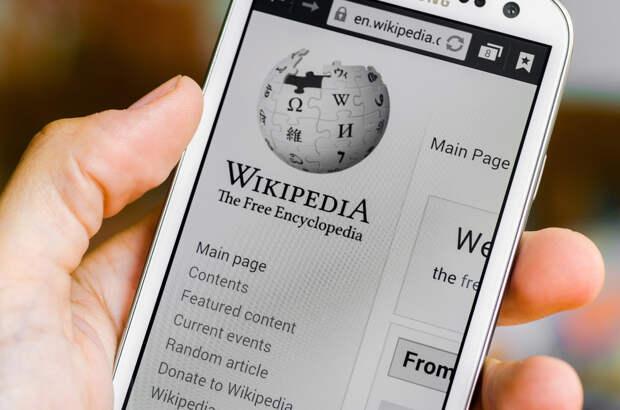Статья в Википедии: карьера от болванки до места на главной странице