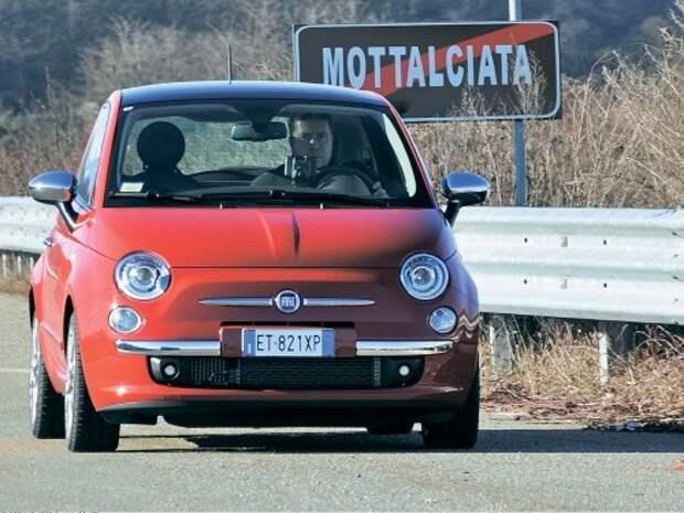 FIAT 500: серьезно о несерьезном