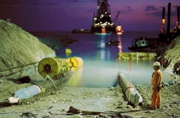Туркменистан не может построить газопровод на Каспии, Россия – не хочет