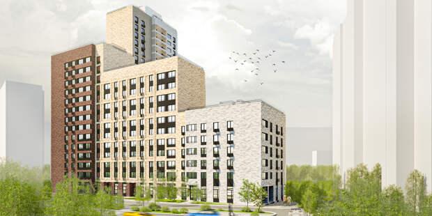 До конца 2021 года начнут заселять дом по реновации на Бескудниковском бульваре