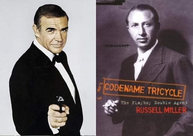 Агент 007: кто был реальным прототипом Джеймса Бонда