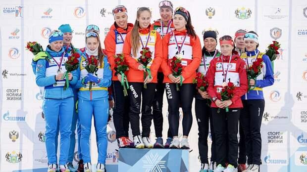 Команда Мироновой и Глазыриной зашла на штрафные круги и осталась без золота летнего ЧР. Победили девушки из ХМАО