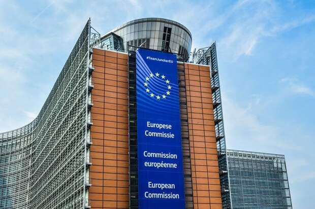 «Верните Россию!»: накануне встречи глав МИД ЕС в Брюсселе прошел пикет