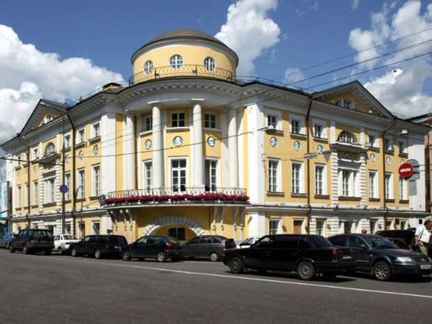 6  мест Москвы, которые не изменились за 100 лет история, москва