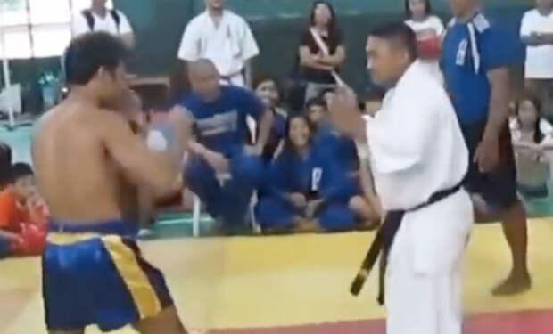 Тайский бокс против карате: сравнение эффективности в реальном бою